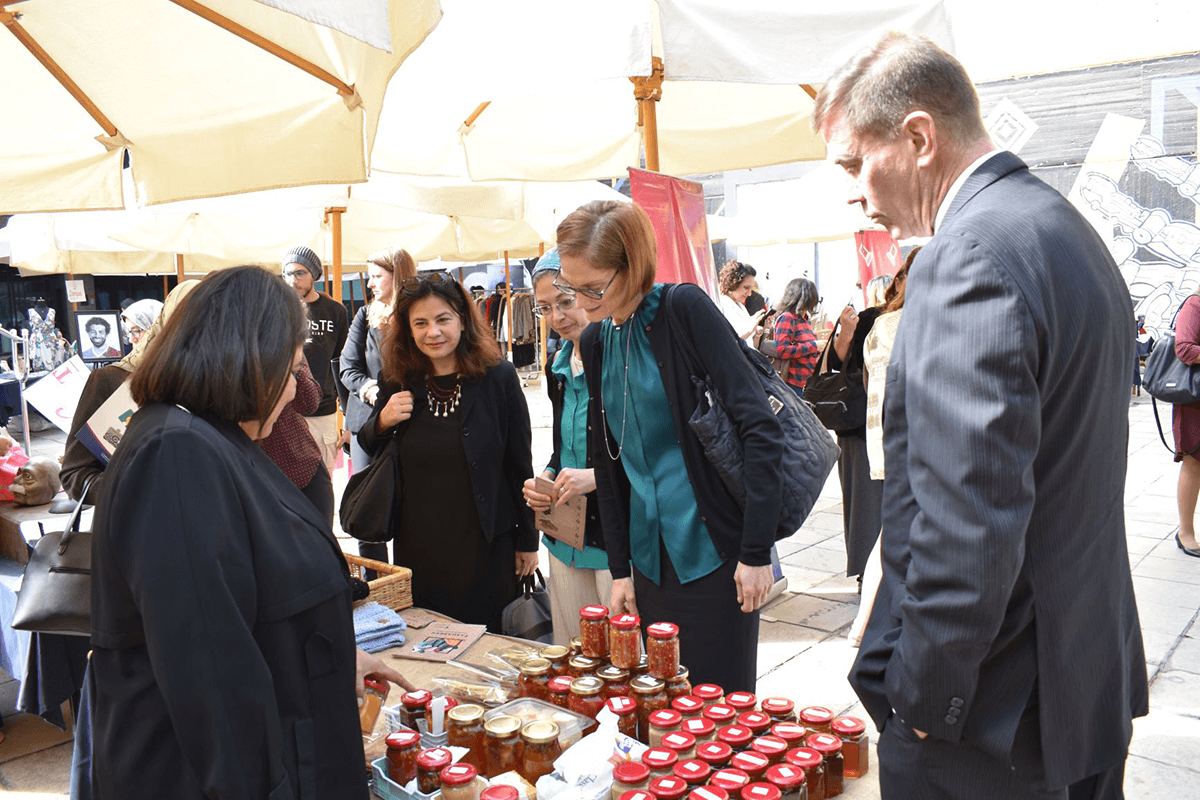 USAID supports the launch of Egypt's first Women Entrepreneurs Network