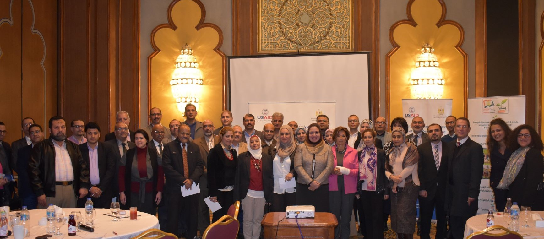 """Launch of the first Dairy VC's MIS in Egypt """"albannet.com"""""""