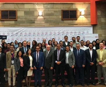 Launch Event – Hult Prize Egypt, 14 November 2017